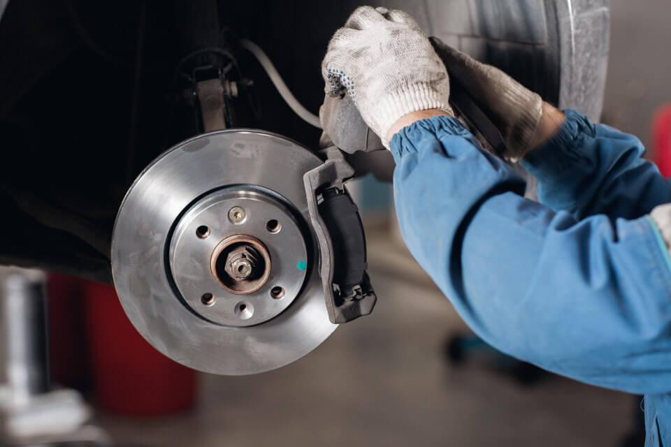 Brake Repairs & Servicing