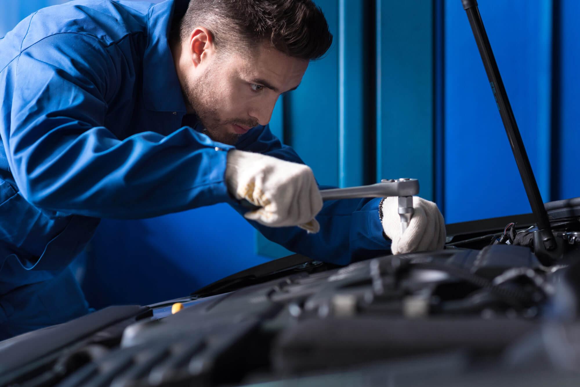 Preventative maintenance servicing